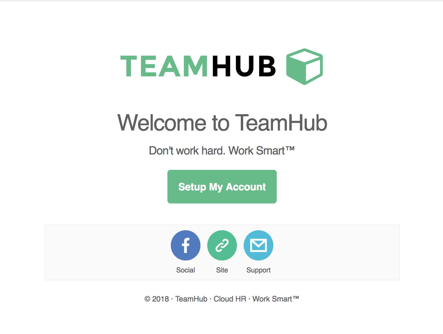 New User Guide — TeamHub 1 0 5 documentation